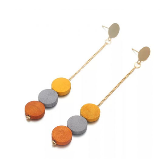 Ronde des Circles earrings